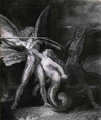 Satan sin death